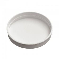 Tapa Serie Nueva de 70 mm. c/ Blanco