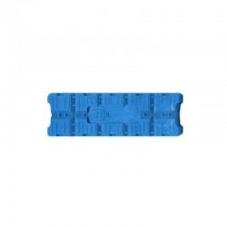 Calzo Acristalar de 80 x 20 x 5 mm.