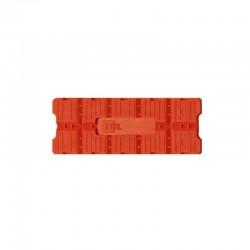 Calzo Acristalar de 80 x 26 x 2 mm.