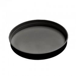 Tapa Serie Nueva de 150 mm. c/ Negro