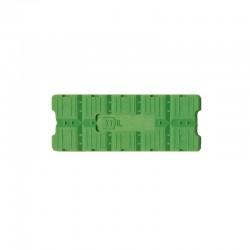 Calzo Acristalar de 80 x 26 x 3 mm.