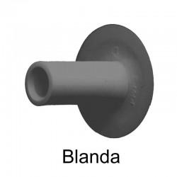 Remache Técnico 30 mm Negro Blanda